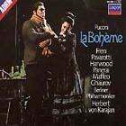 Puccini: La Boheme  2 CD Boxed Set with Libretto Freni Pavrotti Karajan