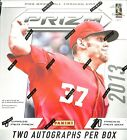 2013 Panini Prizm Baseball Sealed Hobby Box