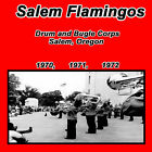 Salem Flamingos  DRUM CORPS CD
