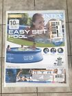 Intex 10 X 30Easy Set Above Ground Swimming Pool Kit W Filter And Pump New