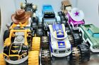 Blaze and the monster machines Diecast cars trucks vehicles Starla Pickle Bear