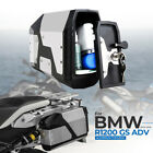 4.2L Stainless Tool Box For BMW R1200GS Adv 2004-2019 R1250GS Left Side Bracket