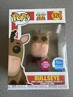 In Hand MINT Funko Pop! Toy Story FLOCKED BULLSEYE Funko-Shop Exclusive LIMITED