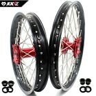 KKE 21/18 Enduro Wheels Rims Fit HUSQVARNA TE TC FE FC SMR TXC 250 310 450 610