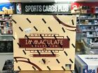 2017-18 Panini IMMACULATE NBA Basketball Factory Sealed Hobby Box FREE SHIPPING