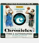 2018-19 PANINI CHRONICLES BASKETBALL SEALED HOBBY BOX - LUKA DONCIC TRAE YOUNG