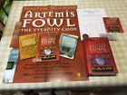 Artemis Fowl, The Eternity Code -signed*****COLLECTORS PACK ****