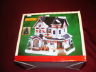 NIB 2018 LEMAX CHRISTMAS RESIDENCE HOUSE Light 85389 Chrisitmas Holiday Village