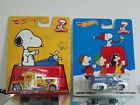 Hot Wheels POP CULTURE Peanuts 56 FORD F 100  CONVOY CUSTOM