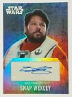 2016 Topps Star Wars Evolution Trading Cards 24