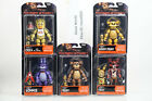 Funko Five Nights At Freddys Articulate Action 5 Figures FNAF Spring Trap