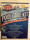 NEW HTH Swimming Pool Opening Care Kit All in One Chemical Kit Up to 20k gal