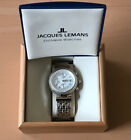 Jacques Lemans Valjoux Watch Stainless Steel W/ 7750 Movement (PayPal Only)