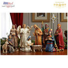 Three Kings Gifts Real Life Christmas Nativity Set  14 Inch New