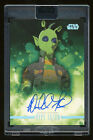 2020 Topps Star Wars Stellar Signatures Trading Cards 28
