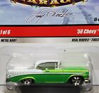 Hot Wheels 56 1956 Chevy Larrys Garage Holiday Detail Chevrolet Car 1 of 6 RRs