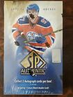 2015-16 Upper Deck SP Authentic Hobby Box McDavid Rookie Year