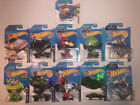Hot Wheels Simpsons Angry Birds Peanuts Snoopy Jetsons Halo Lot Of 11