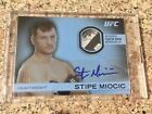 2012 Topps UFC Knockout Gear Relic 1st Auto - STIPE MIOCIC 1 1 - Rookie