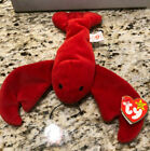 Ty Beanie Baby PINCHERS, MWMTs,4th/3rd tags, 1993, PVC, webpage whited out