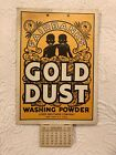 Fairbanks Gold Dust Washing Powder 1933 Calendar