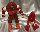 1991 Marvel X Men Juggernaut Complete Toy Biz Series 1 Original Owner