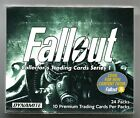 FALLOUT SERIES 1 TRADING CARDS FACTORY SEALED BOX