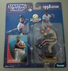 1998 EXTENDED SERIES GREG MADDUX Starting Lineup  CALIFORNIA ANGELS