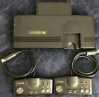 NEC TurboGrafx 16 System Console W/ 2 Controllers