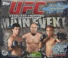 2010 Topps UFC Main Event Uncaged 2