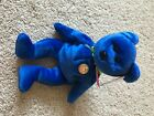 Clubby the Bear Ty Beanie Baby New With Tags