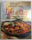 Weight Watchers Light and Easy Cookbook by Weight Watchers