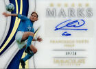 2018-19 Panini Immaculate Collection Soccer Cards 10
