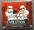 2016 STAR WARS EVOLUTION SEALED BOX