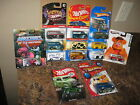 Hot Wheels Lot of 13 Dairy Delivery Variation Larrys Garage Classics Muppets