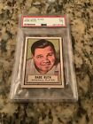1952 Topps Look 'N See #15 - Babe Ruth - PSA 7 (NM) - Near Mint !!