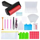 1X(82Pcs 5D Diamond Painting Tools and Accessories Kits Including Diamond A7N4