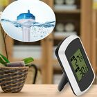 2XFloating Swimming Pool Thermometer Solar Wireless Swimming Pool Hot Spr N1O5