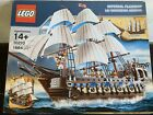 Retired NIB Factory Sealed LEGO Pirates Imperial Flagship 10210