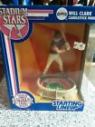 WILL CLARK Starting Lineup 1994 Edition Stadium Stars CANDLESTICK PARK GIANTS
