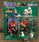 Kenner Starting LineUp 1998 Football Extended Mike Alstott Action Figure & Card