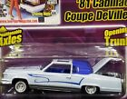 81 1981 Cadillac Coupe Deville Revell Lowrider Magazine Detailed Collectible Car