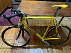 Cannondale R2000 CAAD4 road bike 60 cm + Alpha Q Fork wheels seat not included