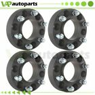 4pcs 15 Thick Wheel Spacers 6x135 Fits Ford F 150 Expedition Lincoln Navigator