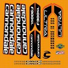 Cannondale F900 SL DECAL SET