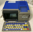 VTech Whiz Kid Personal Computer 1984 Comes with Original Box NO CARDS