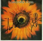 SIGNED by 2 Members of LACUNA COIL