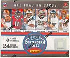 2011 PLAYOFF CONTENDERS FOOTBALL SEALED HOBBY BOX - CAM NEWTON RC