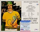 Rollie Fingers Cards, Rookie Card and Autographed Memorabilia Guide 40