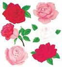 Jolees Roses Scrapbook Stickers NIP 50 20869 Flowers Floral